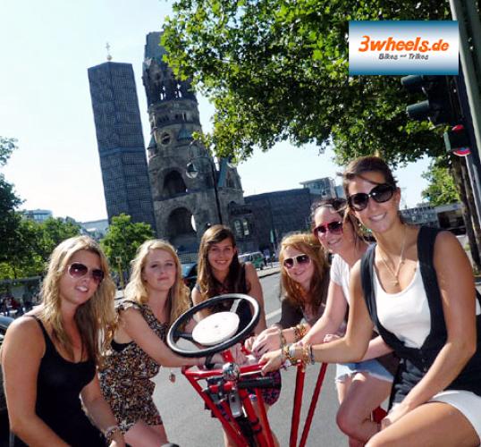 Berlin JGA Berlin Junggesellen Abschieds Party Berlin Bachelor Party Fun Bike Berlin