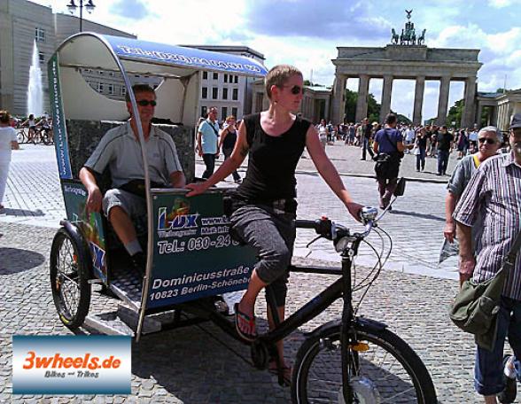 berlin rikscha erikscha tour stadtführung rikscha kaufen berlin