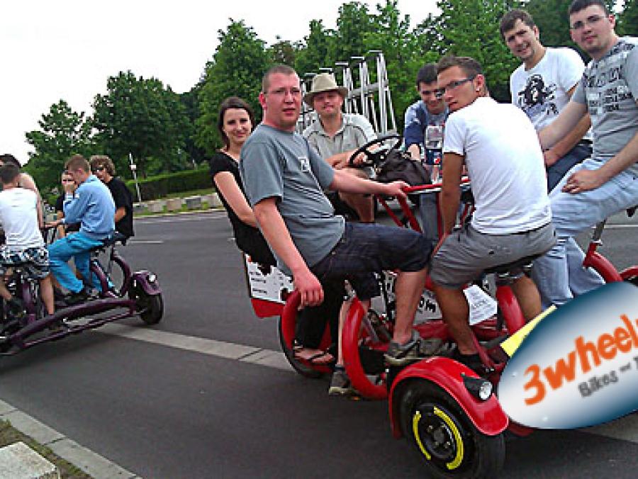 Berlin Konferenz Fahrrad Konferenz Rad Berlin 3wheels